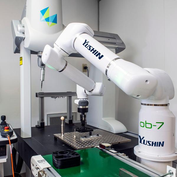 OB7: Collaborative Robot - Yushin - Robotic Automation for